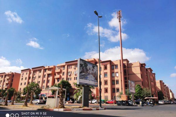 Appartement à louer marrakech longue durée